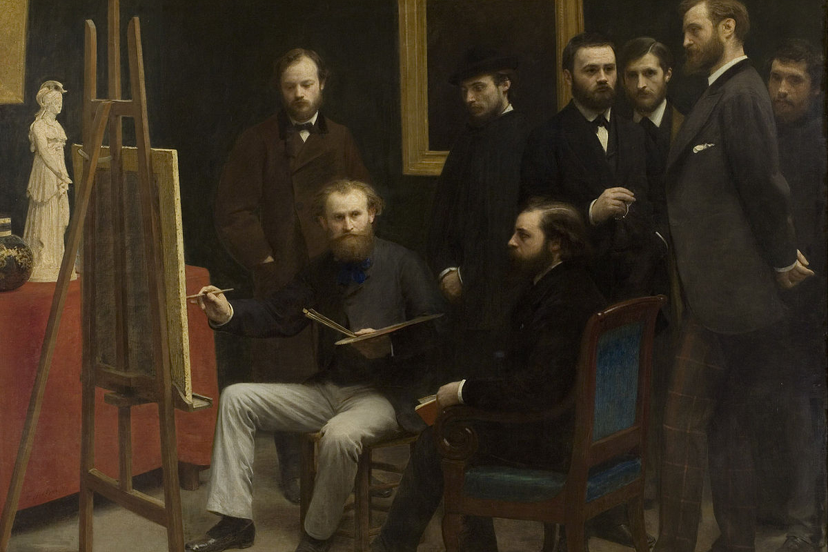 Art in Context: Manet's Paris and the Development of Impressionism, Part 3