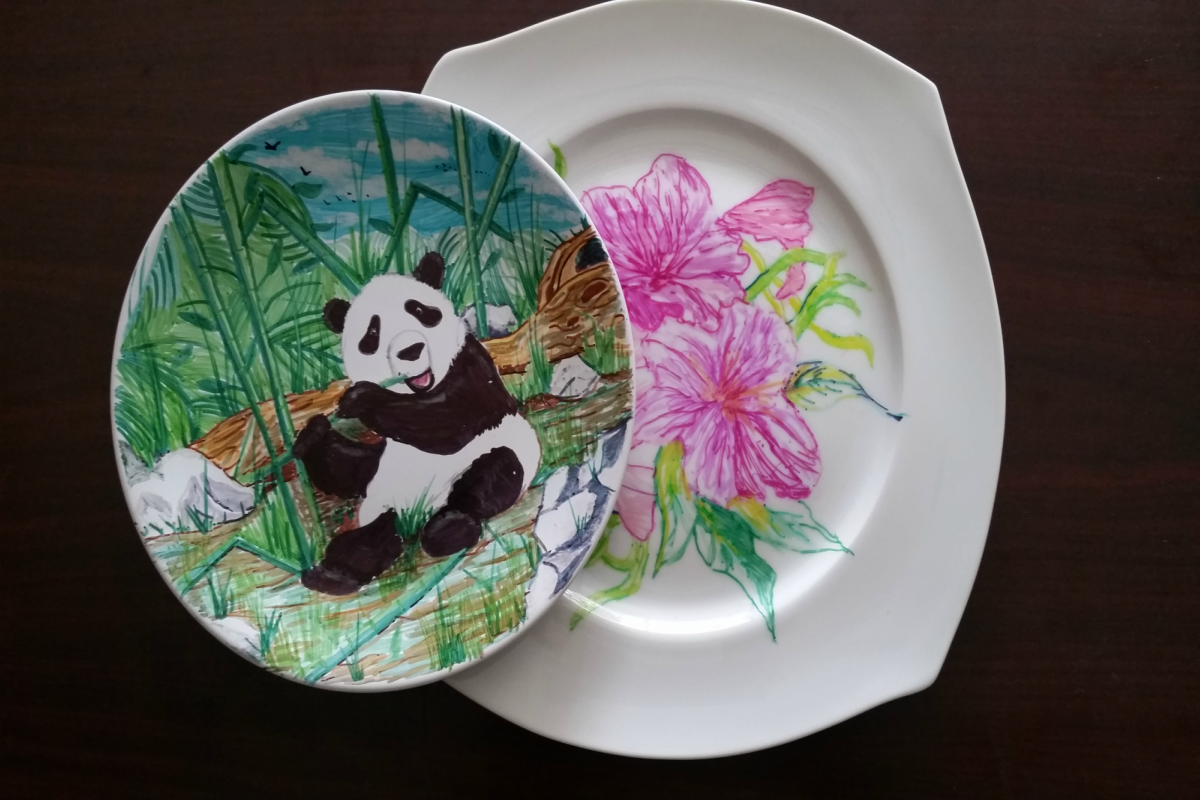 Anne's Treasures: Chinese Ceramic Plates