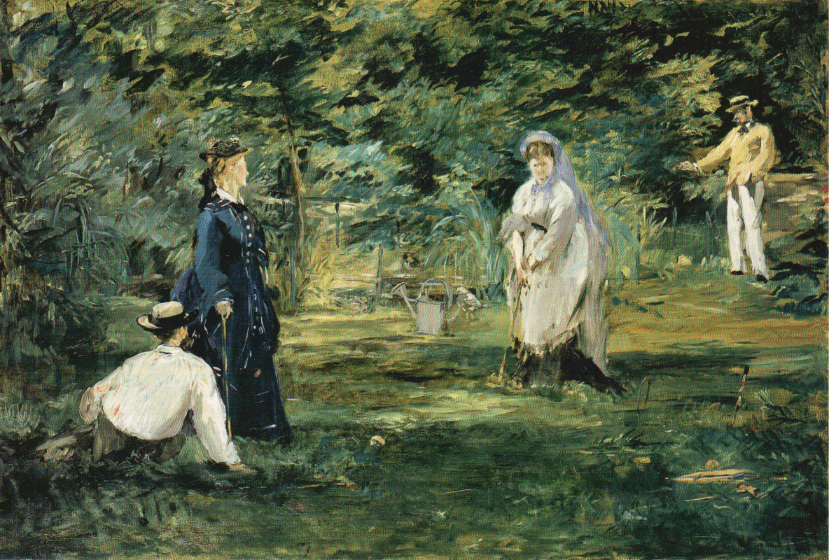 Art in Context: MANET'S PARIS and the Development of Impressionism, Part 4