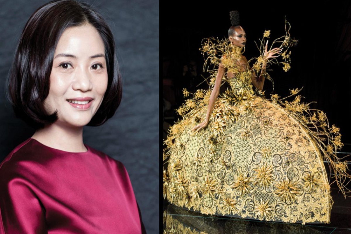 Guo Pei: Touring with the Experts