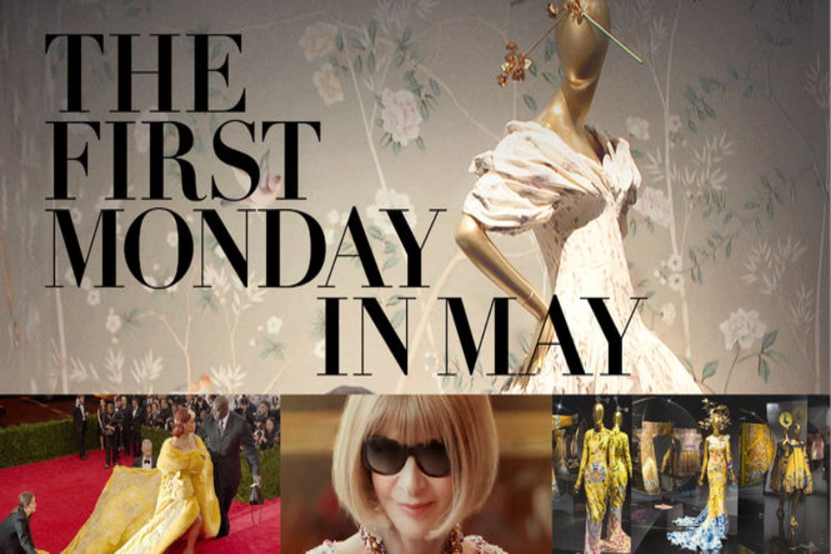 Met Gala Red Carpet Live Broadcast/Commentary + Screening of The First Monday in May (2016)