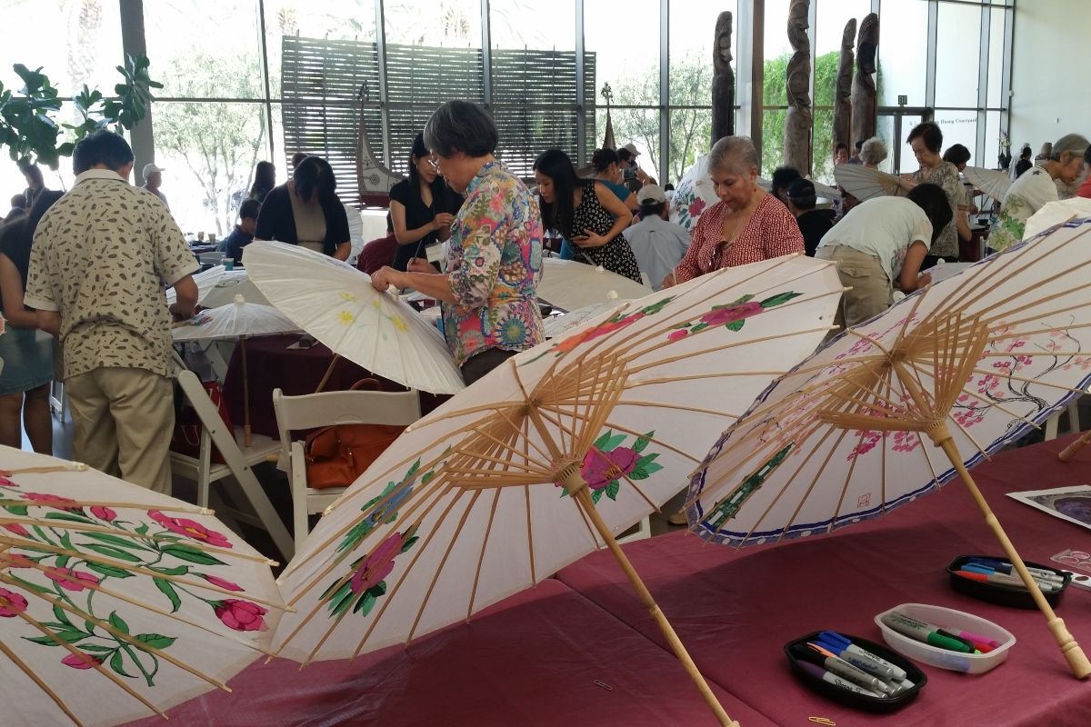 Anne's Treasures: Paper Parasols