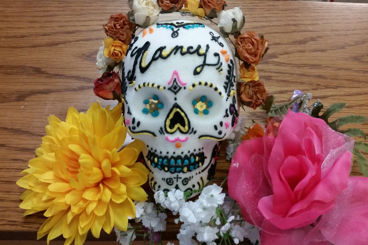 Anne's Treasures: Mexican Day of the Dead Sugar Skulls