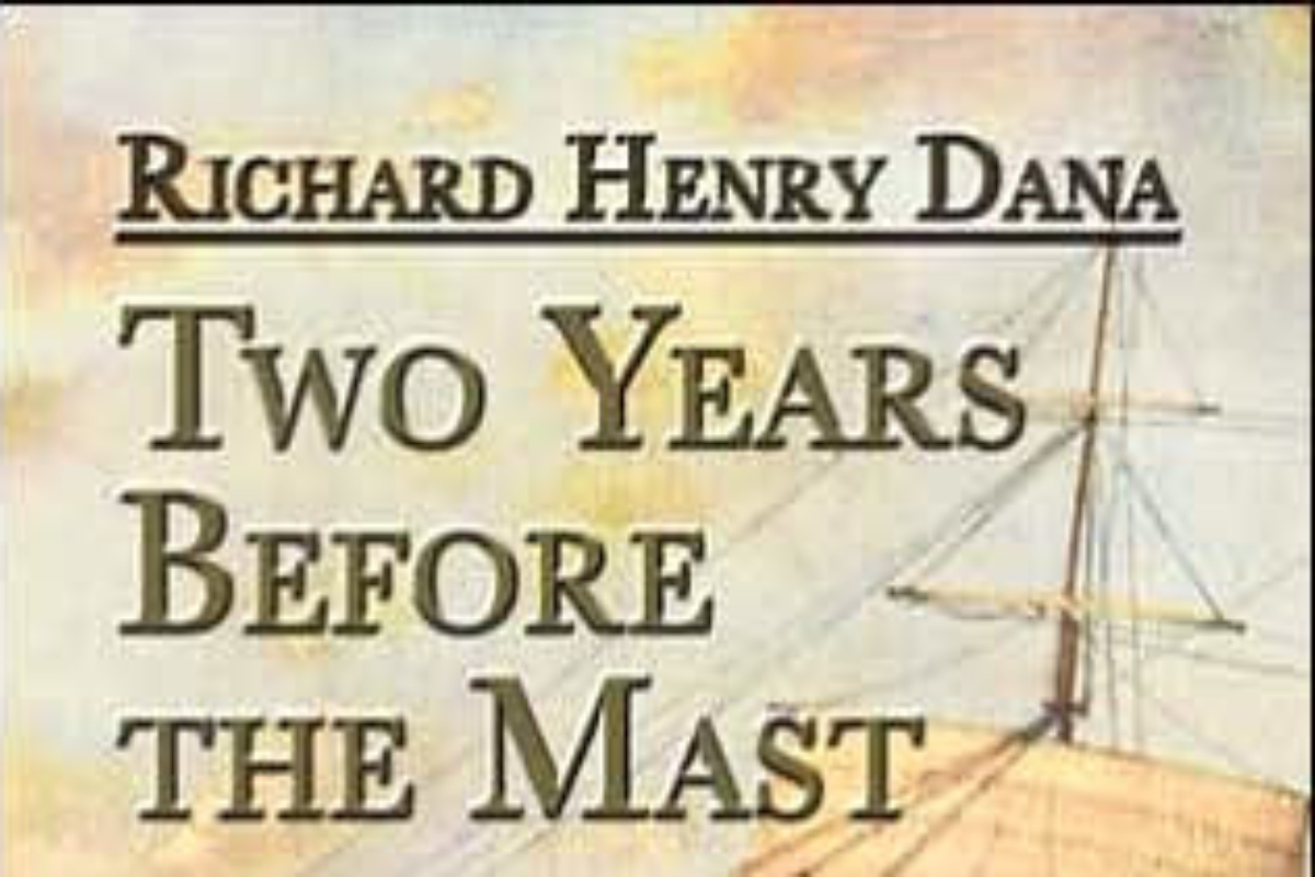 Book Club Meeting: Two Years Before the Mast by Richard Henry Dana