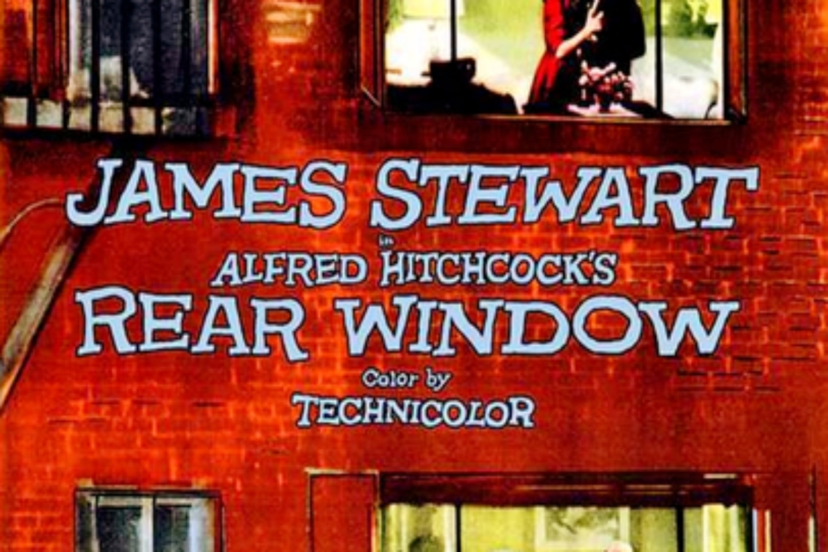 A Night at the Movies: Rear Window (1954)