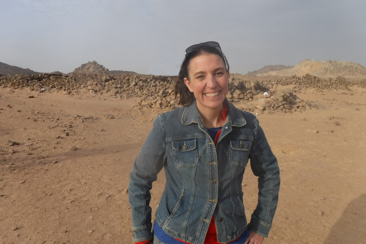 ARCE: Tomb Robbery in Ancient Egypt with Dr. Kate Liszka