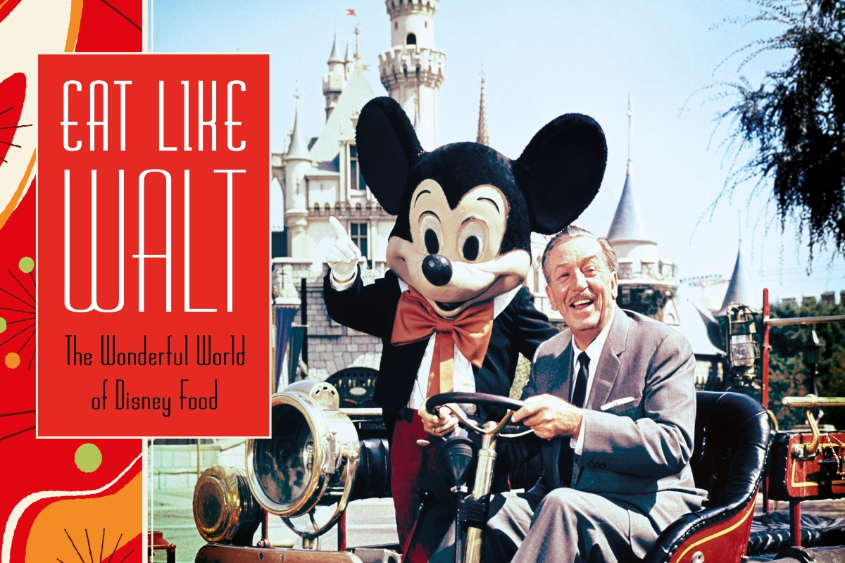 'Eat Like Walt' Dinner Celebration with Marcy Carriker Smothers