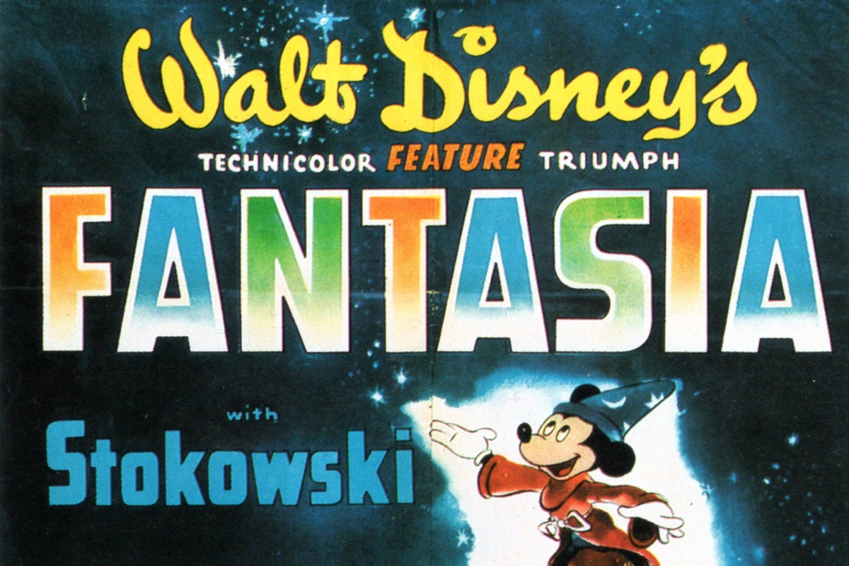 POSTPONED - Outdoor Screening: Fantasia (1940)