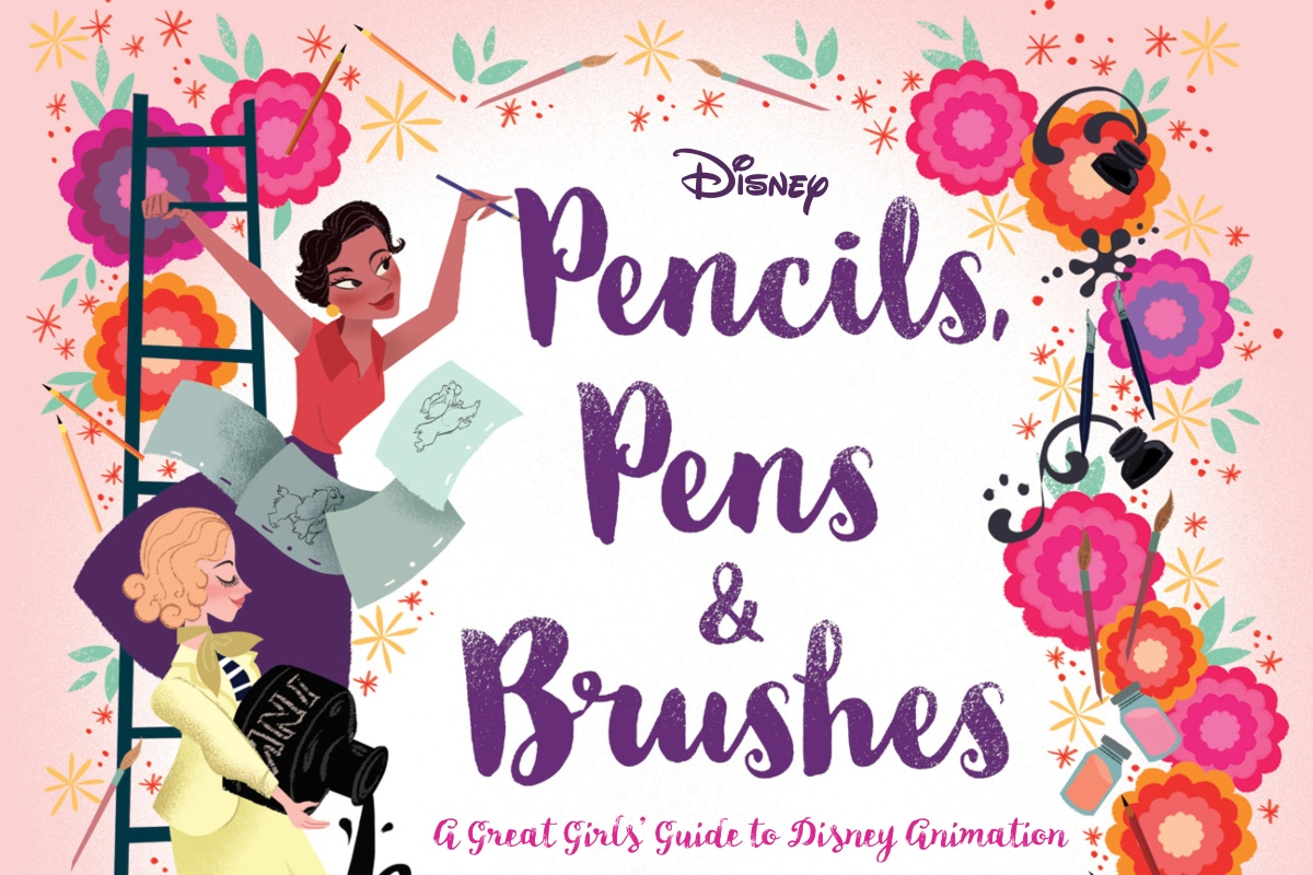 ONLINE ENCORE SHOWING: Pencils, Pens & Brushes - The Colorful Women of Early Disney Animation with Mindy Johnson