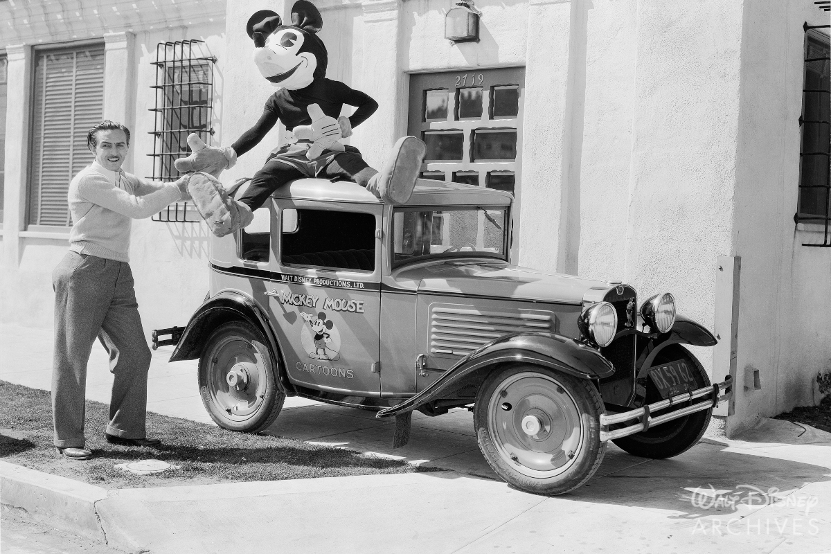 Walt Disney Archives Lecture Series: Weird Mickey with Becky Cline