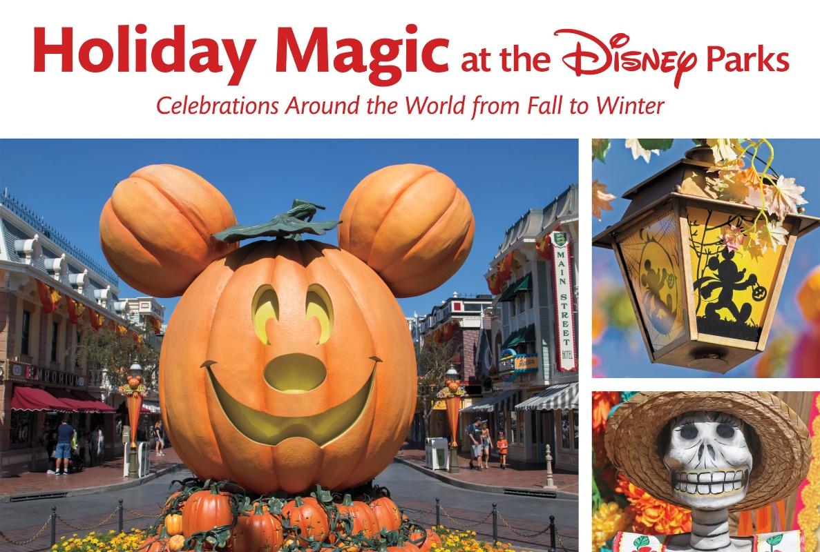ONLINE: Holiday Magic at the Disney Parks
