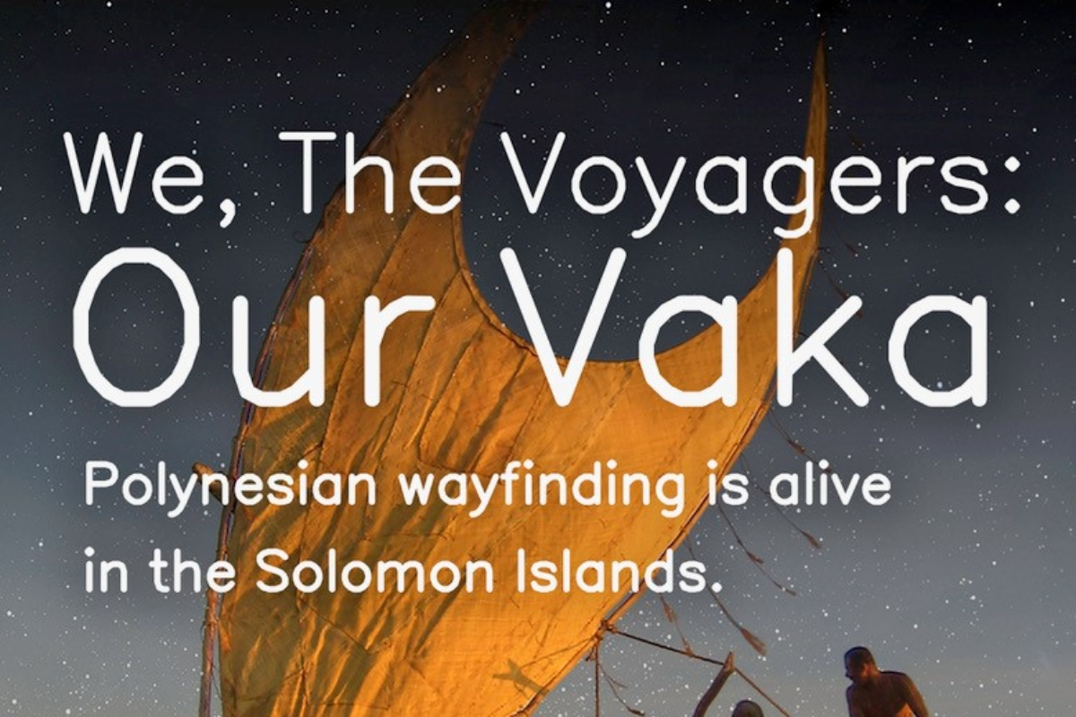 ONLINE: 2-Part Documentary Screening: We, the Voyagers: Our Vaka & We, the Voyagers: Our Moana