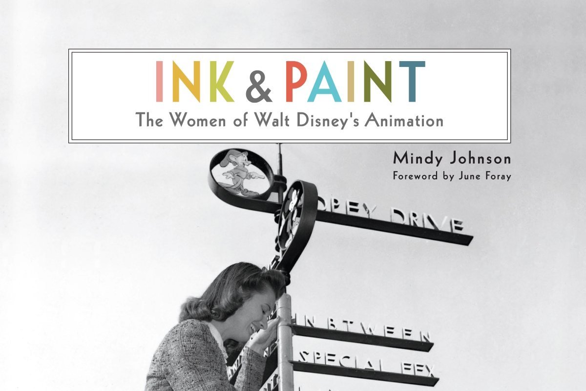 ONLINE ENCORE: An Invisible History - Trailblazing Women of Walt Disney's Animation with Mindy Johnson