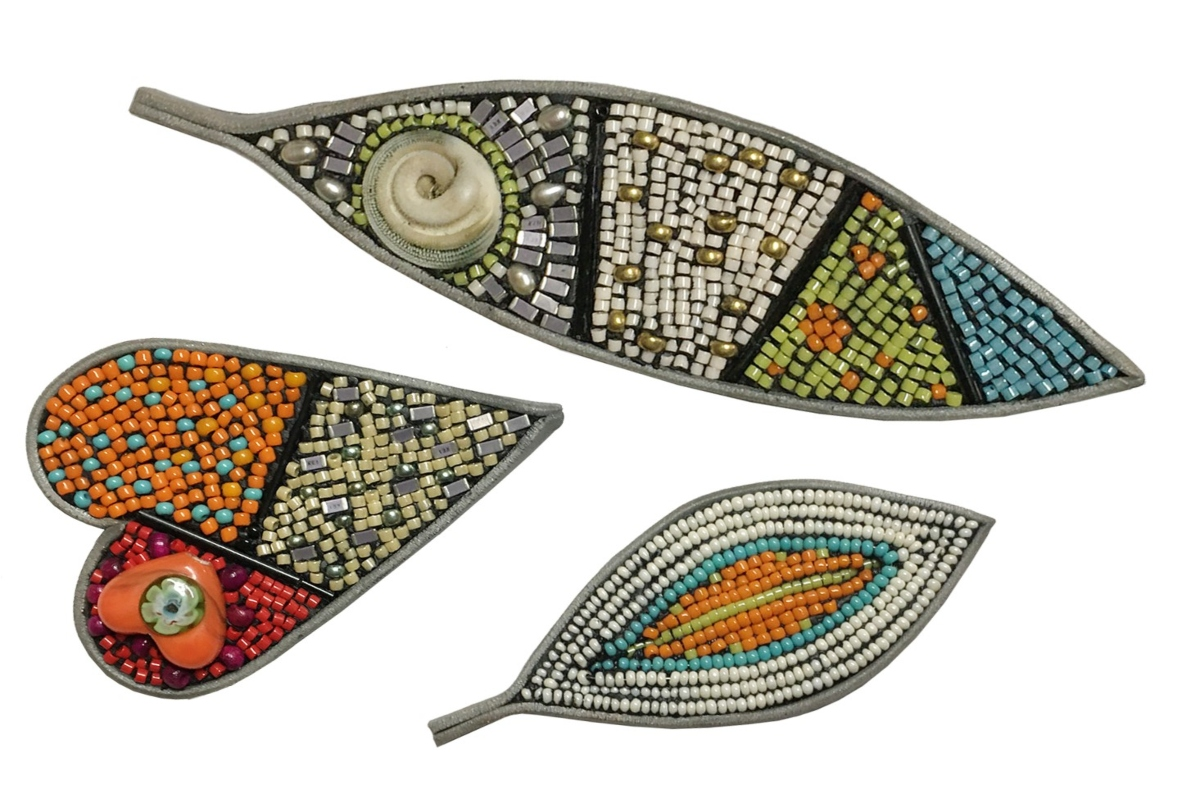 BSOC ONLINE: Jewelry Scale Beaded Mosaic with Corliss Rose